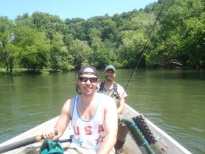 Float Fishing in Western North Carolina!