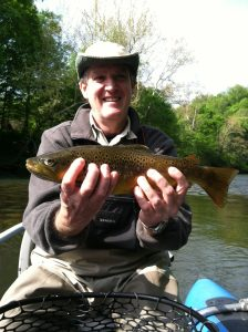Cal Mitchener3 224x300 Tennessee Tailwater Report October 23rd, 2012