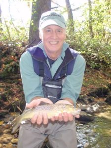 davidson brownie 225x300 Davidson River Fishing Report  Week of October 17, 2012