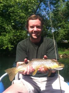photo 224x300 Tennessee Tailwater Fishing Report for October 16, 2012