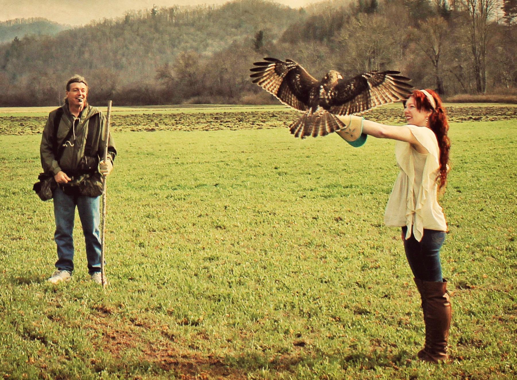 Falconry-Jess