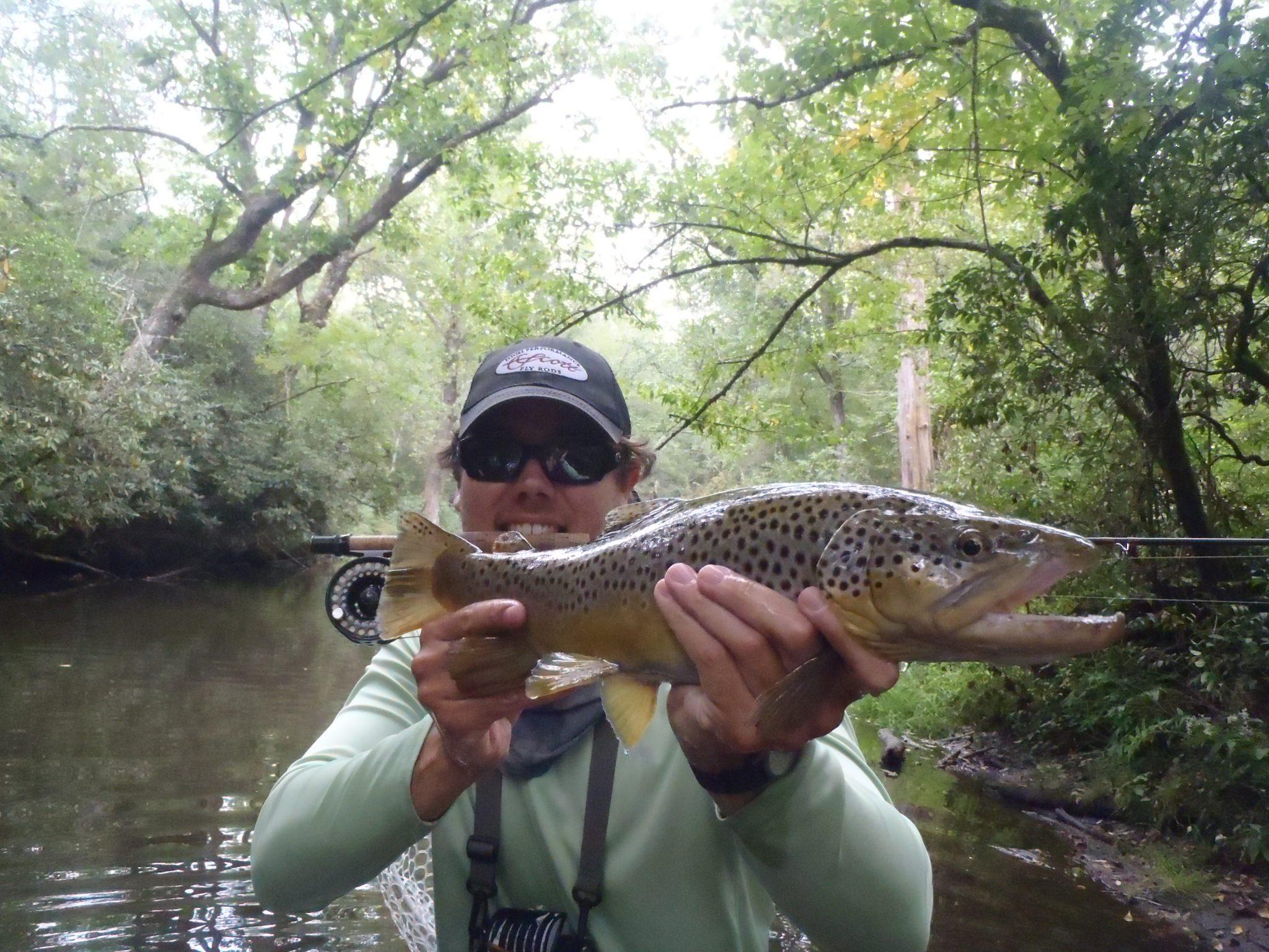 Davidson River Fishing Report – Week of September 12, 2012